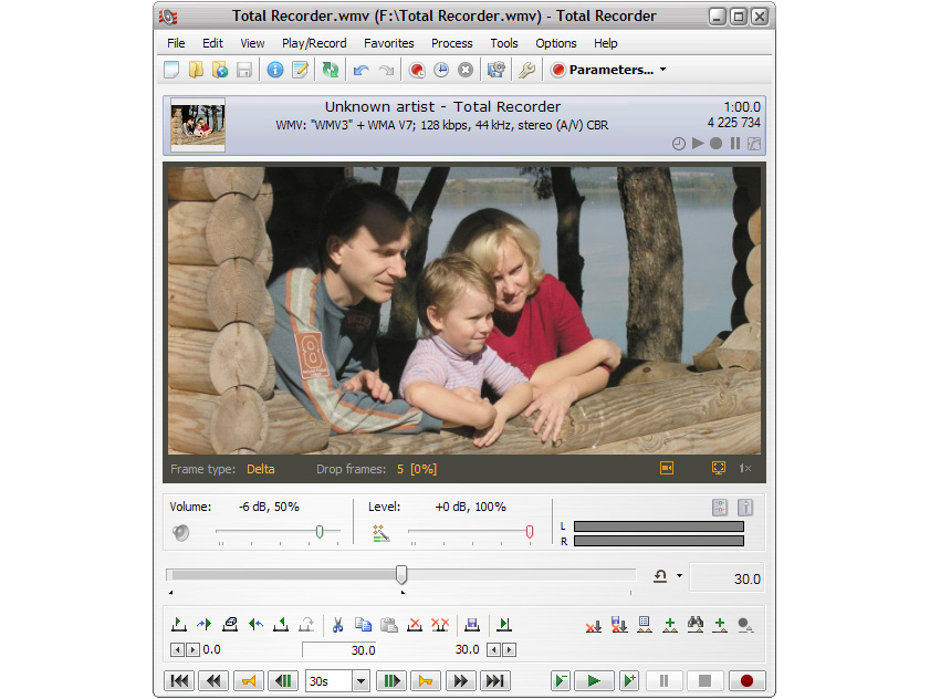 Click to view Total Recorder VideoPro Edition 8.3 screenshot