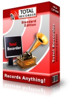 Total Recorder Standard Edition full screenshot